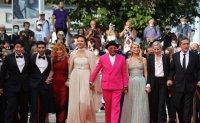 Glamour, politics and illicit kisses as Cannes film festival returns