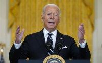 Biden: Greater threats than Taliban-controlled Afghanistan