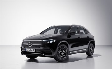 Mercedes-Benz offers luxury electric SUV