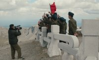 'Talking about mountains:' Swiss mountaineers visit peaks of North Korea for exhibition