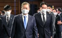 Korean businesses call for compromise in Seoul-Tokyo relations