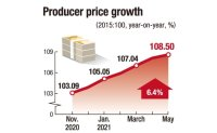 Inflation fears weighing on Korean economy