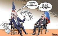 Biden Putin meet
