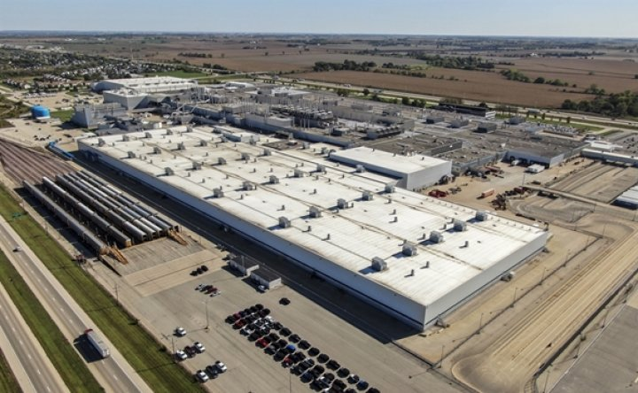 Samsung's 1st US battery venture to go online in 2025