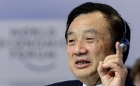 Huawei founder vows to recruit more global talent as firm seeks to overcome US sanctions