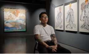 [INTERVIEW] How tattooist-painter's brush with death shaped his creation
