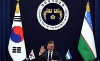 Korea, Uzbekistan eye closer economic ties