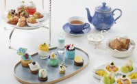 Luxury hotels launch summer-themed afternoon tea sets