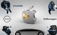 Obsession with secrecy and domineering style hampering Apple's car business