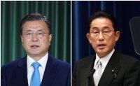 Korea, Japan arranging phone talks between Moon, Kishida: Cheong Wa Dae