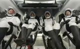 SpaceX's civilian Inspiration4 crew splashes down after fiery re-entry