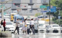 Scorching heat wave expected to grip Korea