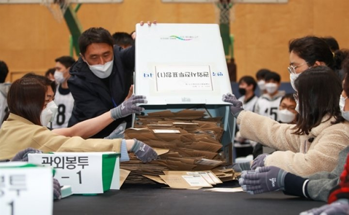 Major elections scheduled for next year