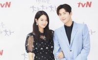 Shin Min-a, Kim Seon-ho satisfied with their chemistry in 'Hometown Cha-Cha-Cha'