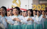 China celebrates 100th anniversary [PHOTOS]