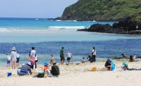 Children's Day saw year's largest number of daily visitors to Jeju