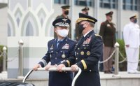 Outgoing USFK commander vows to continue support for alliance
