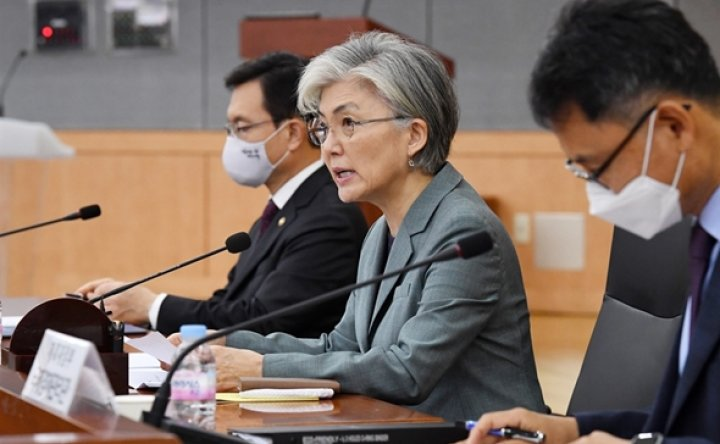 FM voices regret over Japan's decision to maintain export curbs on Korea