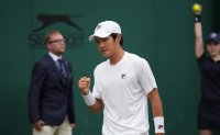 Kwon Soon-woo eliminated in 2nd round at Wimbledon
