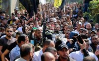 Israeli fire kills three Palestinians in day of unrest