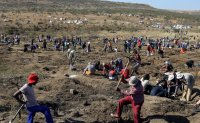 Mystery stones spark diamond rush in poor South African region