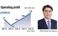 China's steel output cut to boost POSCO
