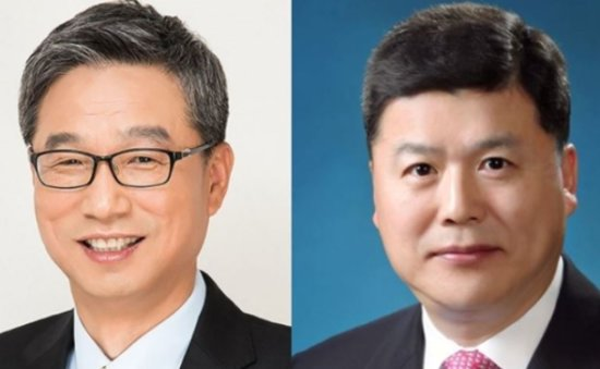 Leaders of KB, Woori set to extend terms based on solid earnings