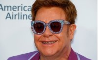 Elton John charity gives $25m to target rising HIV in Eastern Europe, Central Asia