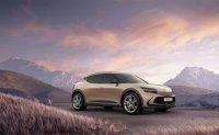 Genesis unveils 1st dedicated EV GV60
