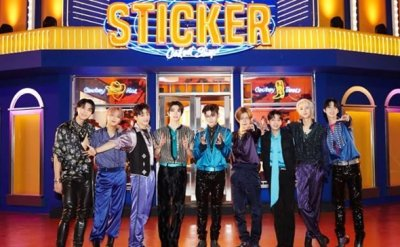 NCT 127's 'Sticker' tops Japan's Oricon weekly albums chart