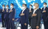 Hyundai Mobis begins $1 bil. hydrogen fuel cell project