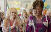 Movie review: A star-studded retirement home in 'Queen Bees'