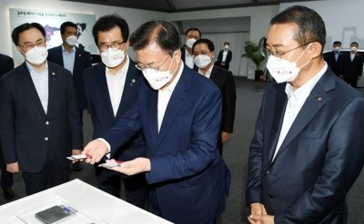 LG vice chairman to lead battery affiliate