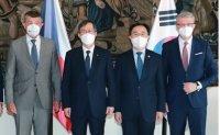 Korea seeks to win Czech nuclear power plant deal