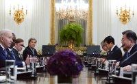 Moon, Biden agree on strong alliance in summit talks
