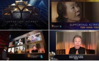 Youn Yuh-jung draws laughter for playful BAFTA acceptance speech