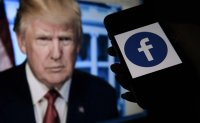 Facebook suspends Trump for 2 years, then will reassess