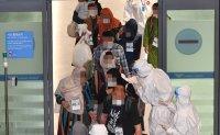 378 evacuated Afghans arrive in South Korea