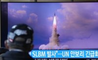 North Korea says its recent SLBM test-launch not targeting US