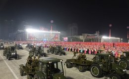 North Korea remains low-key on party founding day