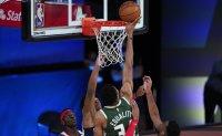 Bucks beat Wizards 126-113 despite Antetokounmpo ejection