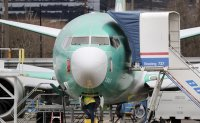 Boeing scores no January orders for 1st time since 1962