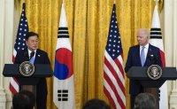 Moon, Biden agree on diplomatic approach on North Korea denuclearization