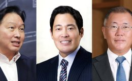 Conglomerate leaders increasingly display friendly public persona