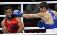 Batyrgaziev, Ragan make Olympic history for pro boxers