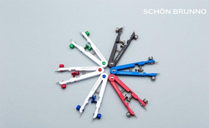 BWI unveils 'Schon Brunno' spring bar pliers