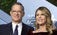 Tom Hanks, wife test positive for coronavirus