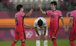 Lee helps Korea stroll past Romania but still work to do