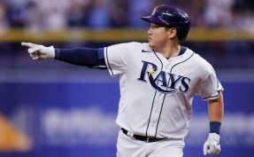Rays' Choi Ji-man homers in ALDS loss to Red Sox