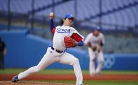 Korea misses out on baseball bronze with loss to Dominican Republic